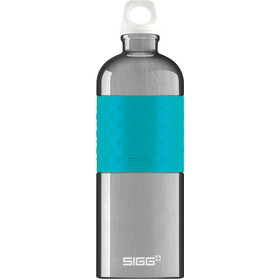 Sigg CYD Bottle 1l grey/turquoise